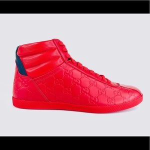 gucci high tops for men